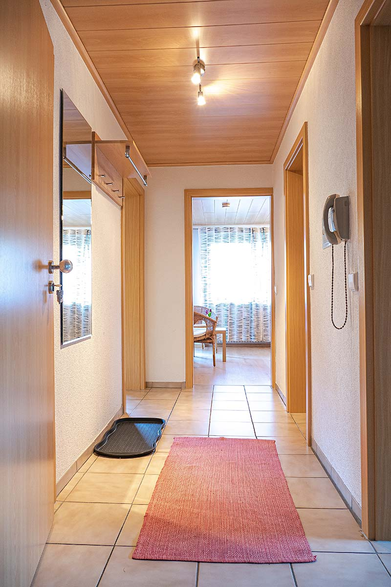 Wohnungstyp I - Flur