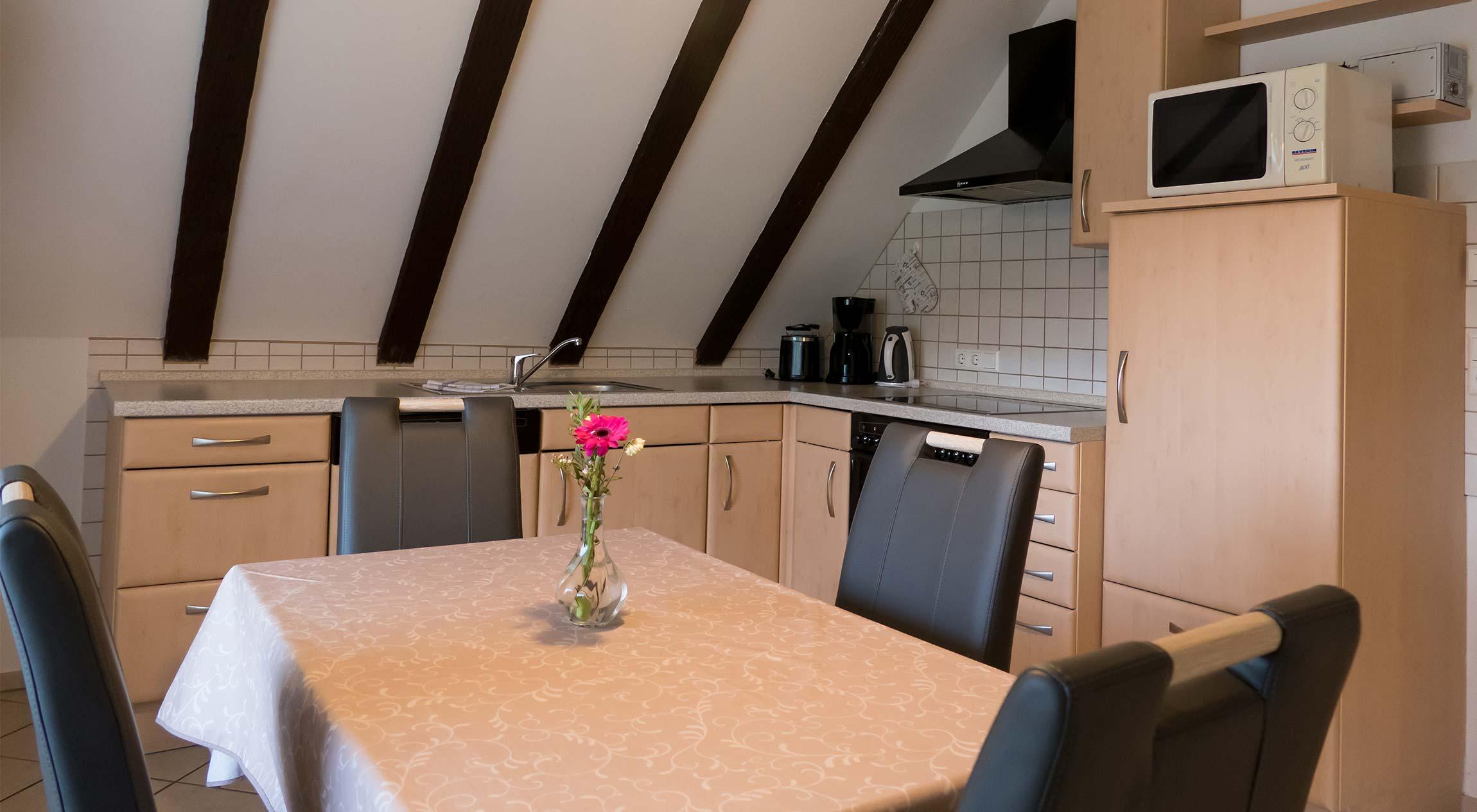 Leibgedinghaus 2. OG - Küche