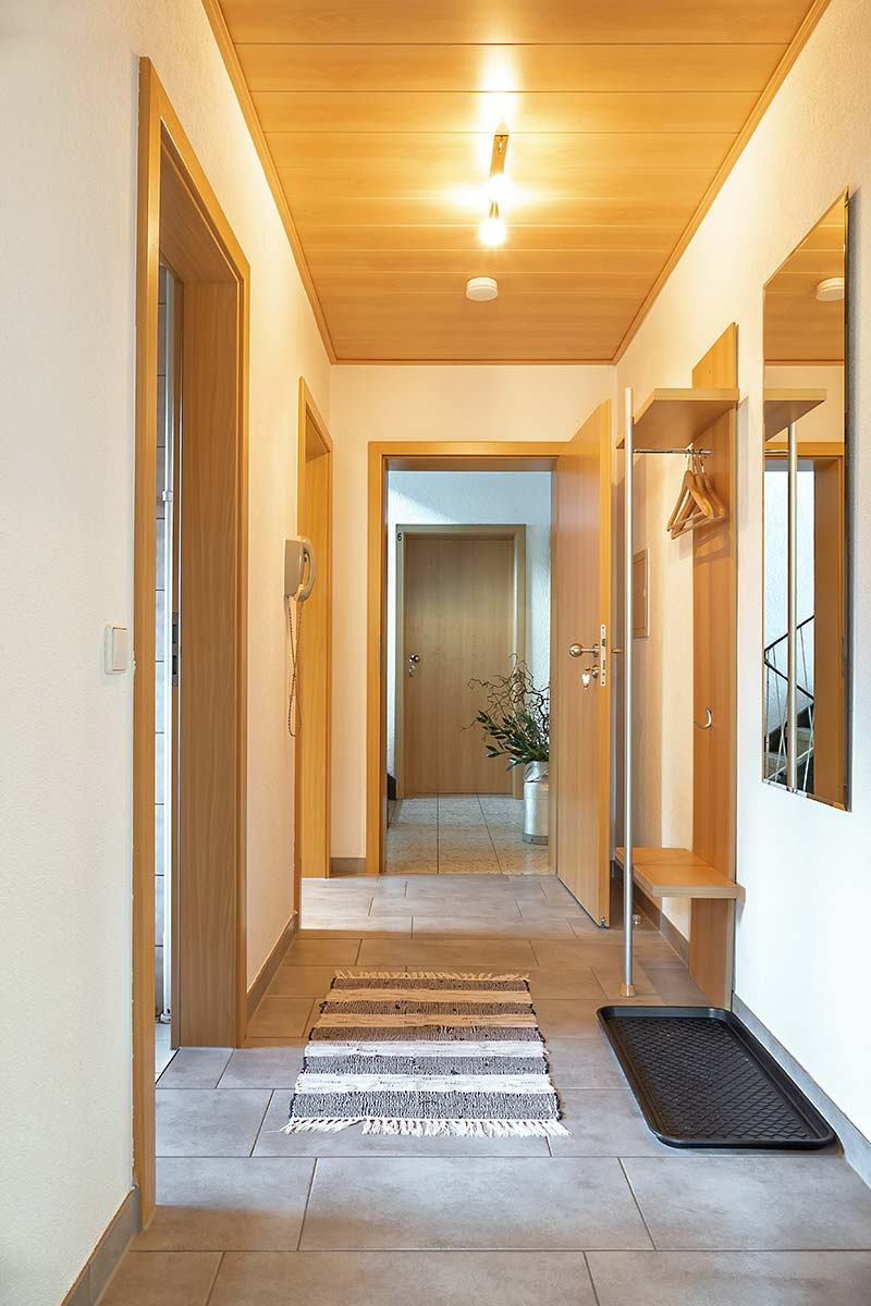Wohnungstyp II - Flur