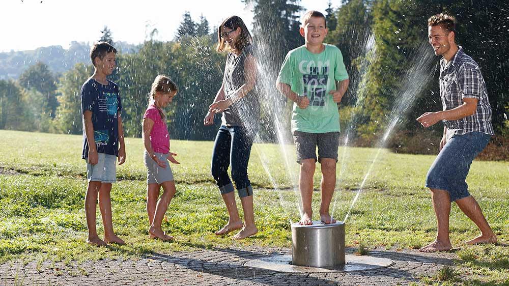 Barfußpark Hallwangen - Dornstetten
