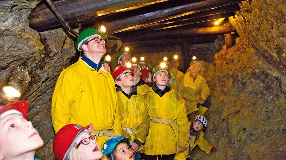 Besucherbergwerk Grube Wenzel - Oberwolfach
