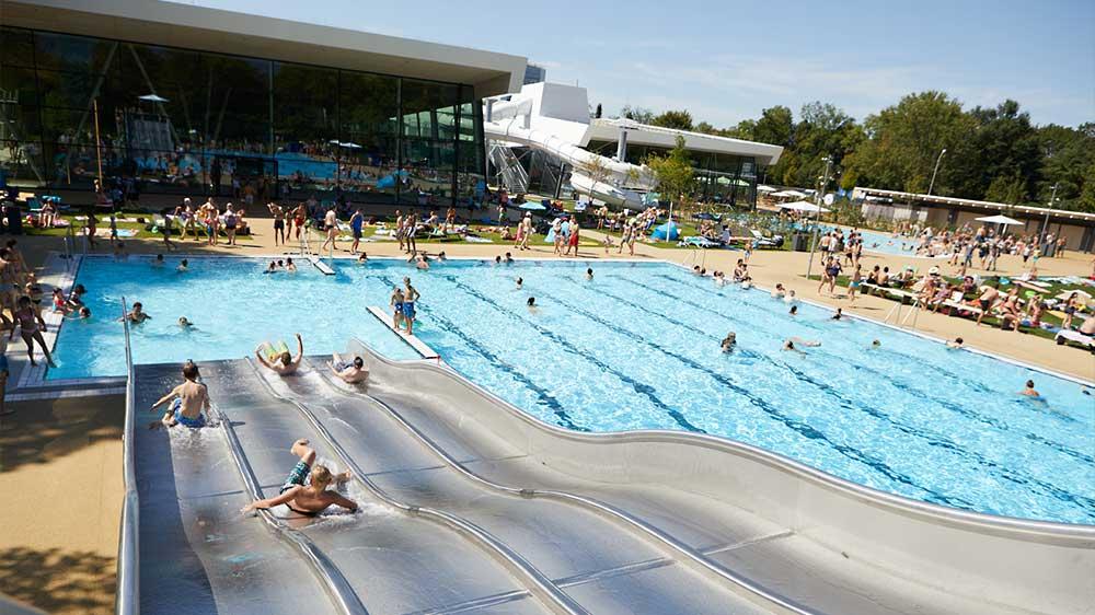 Freizeitbad Stegermatt - Offenburg
