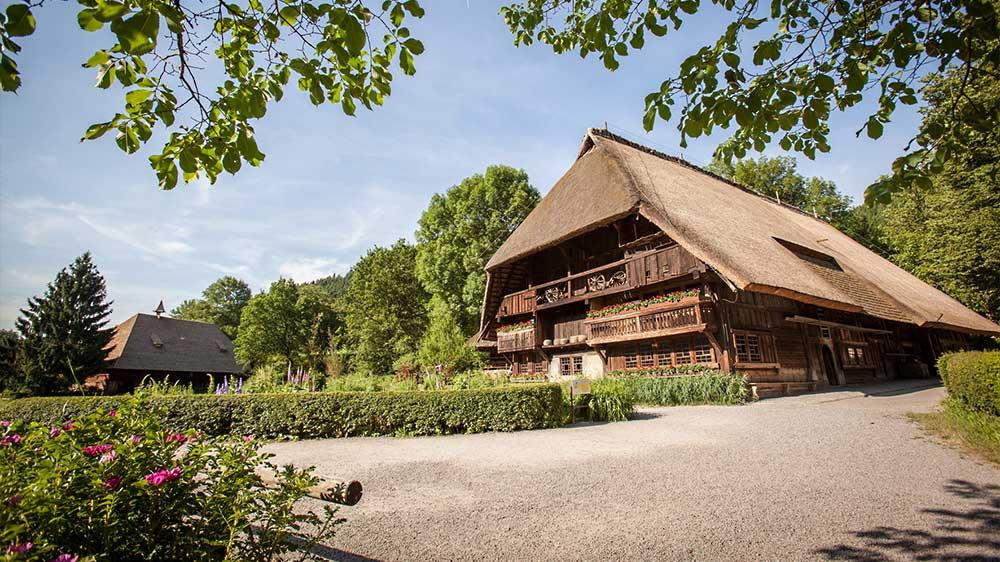 Schwarzwälder Freilichtmuseum Vogtsbauernhof - Gutach