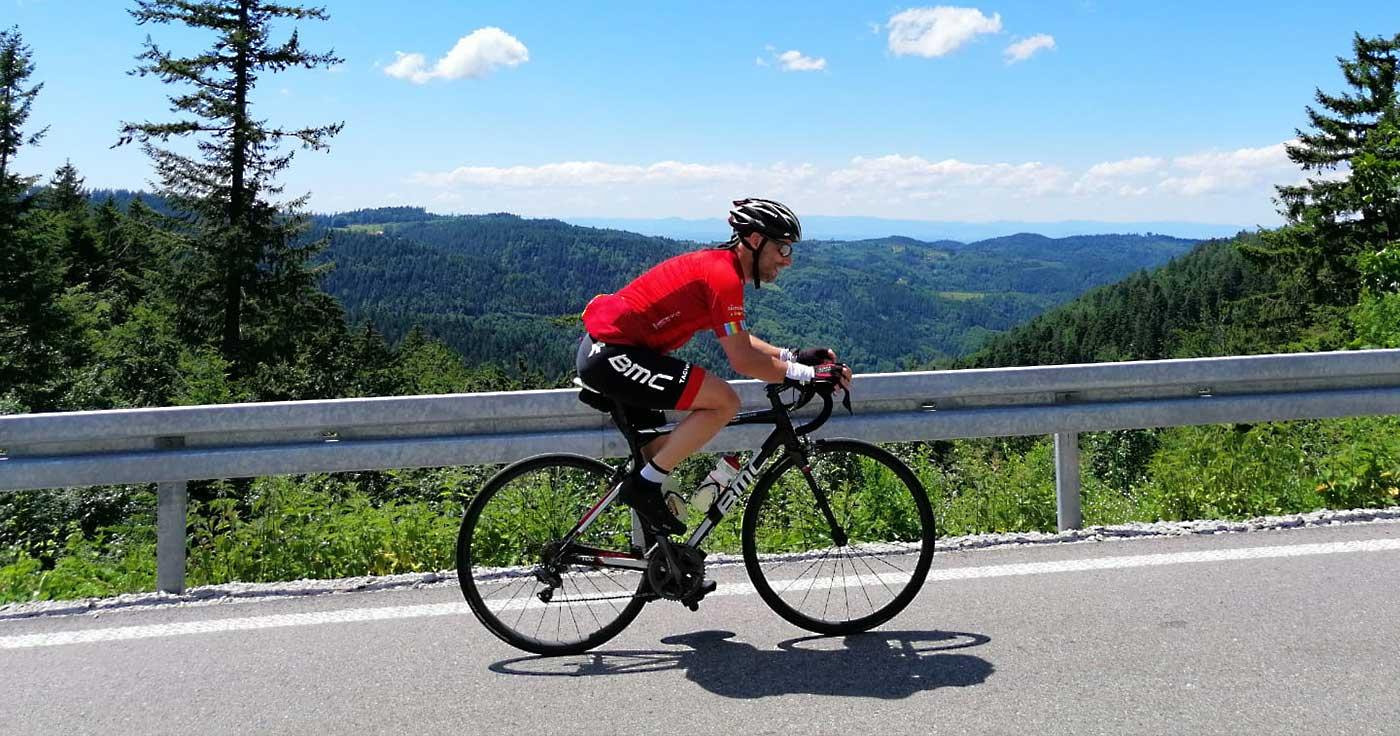 Rennrad Touren im Schwarzwald