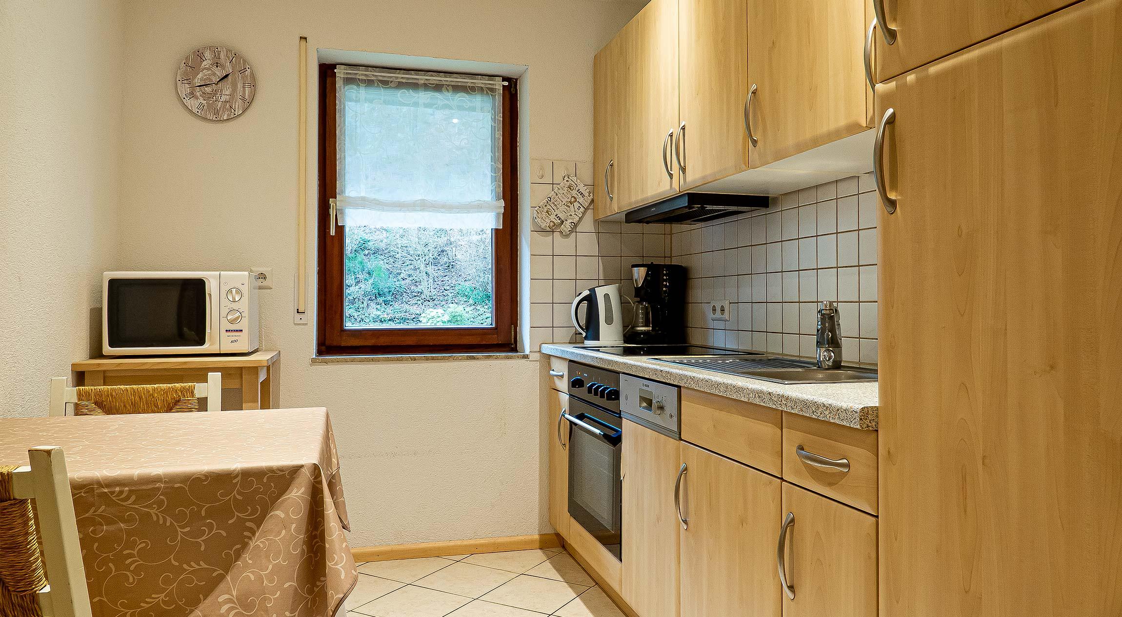Leibgedinghaus - Küche