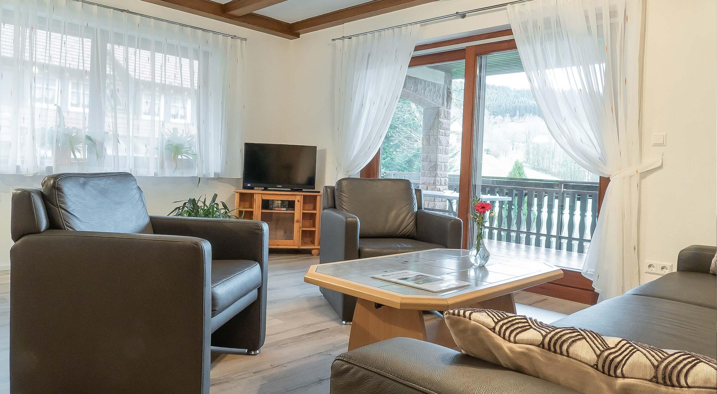 Leibgedinghaus 1. OG - Wohnzimmer