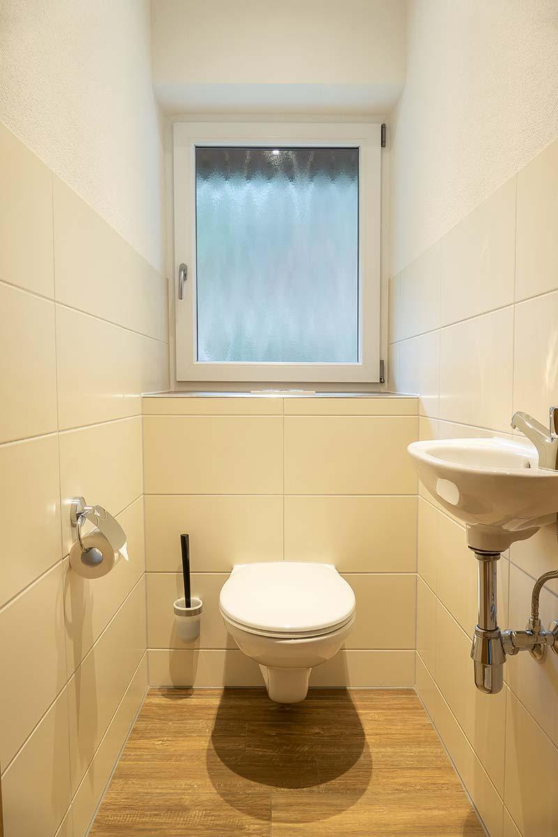 Leibgedinghaus - WC