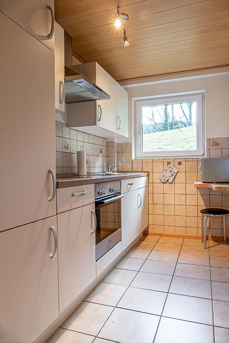 Wohnungstyp I - Küche