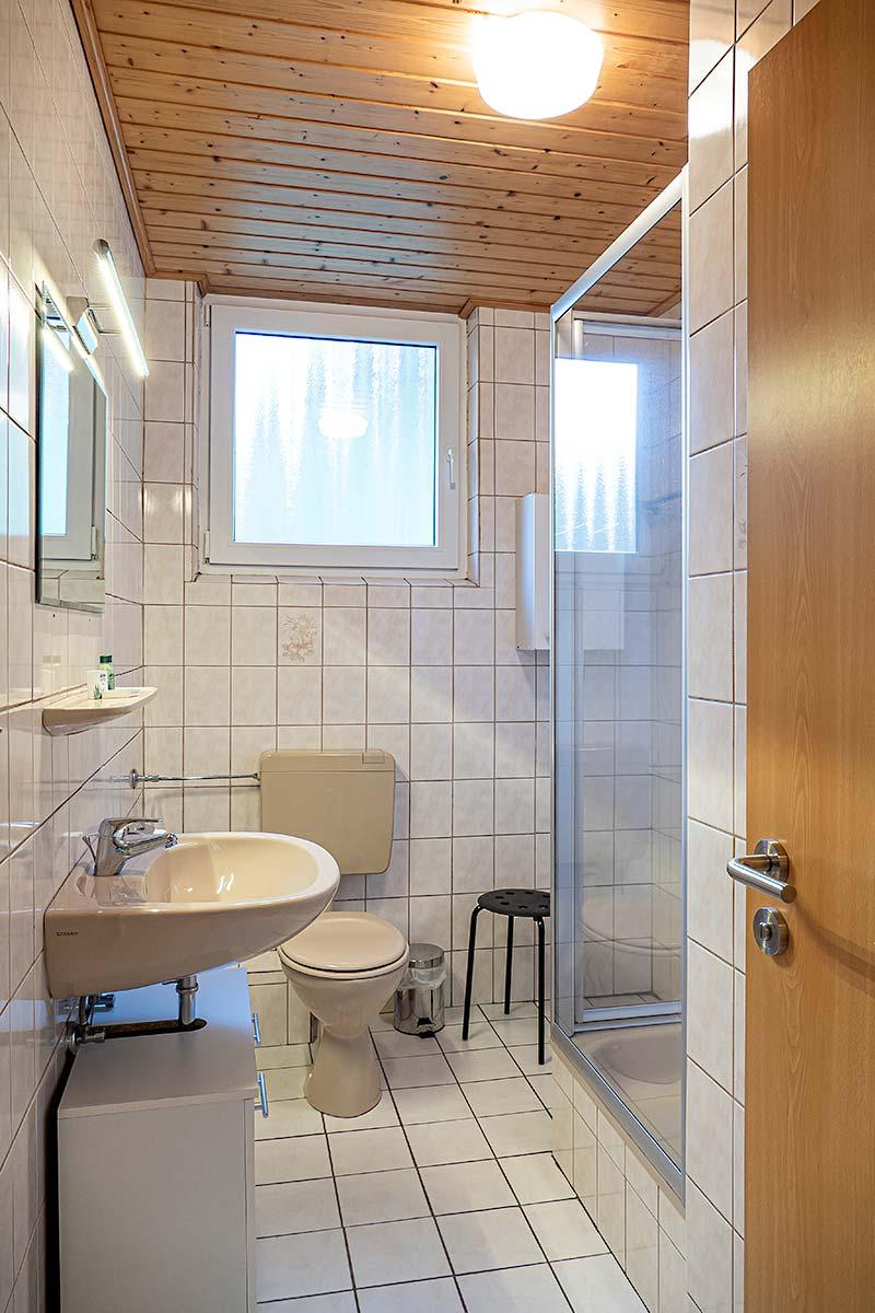 Wohnungstyp II - Bad