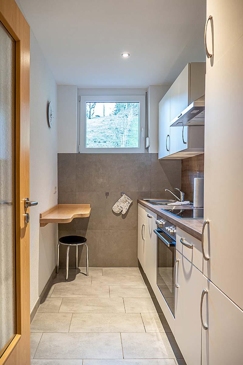 Wohnungstyp II - Küche