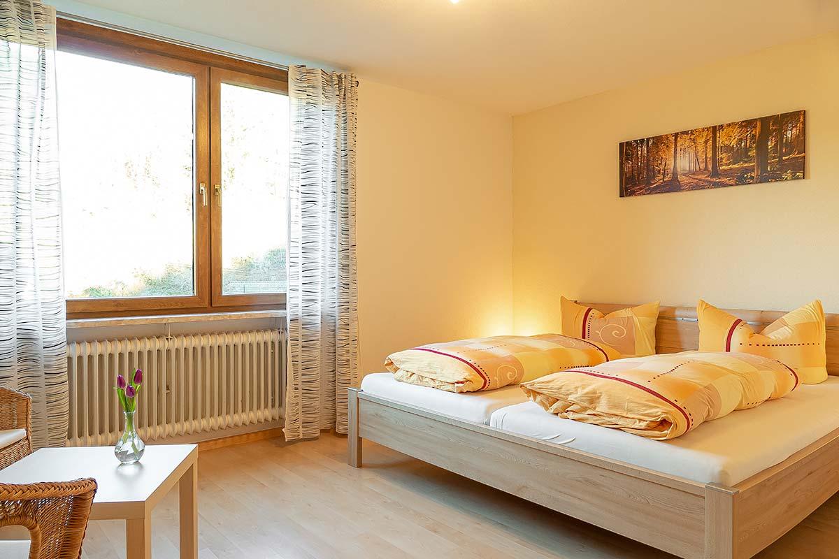 Wohnungstyp II - Schlafzimmer