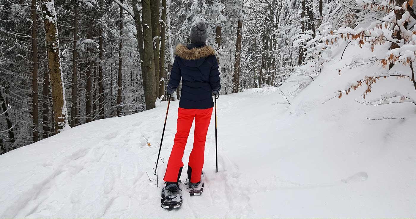 Schneeschuhwandern in Bad Peterstal-Griesbach im Schwarzwald