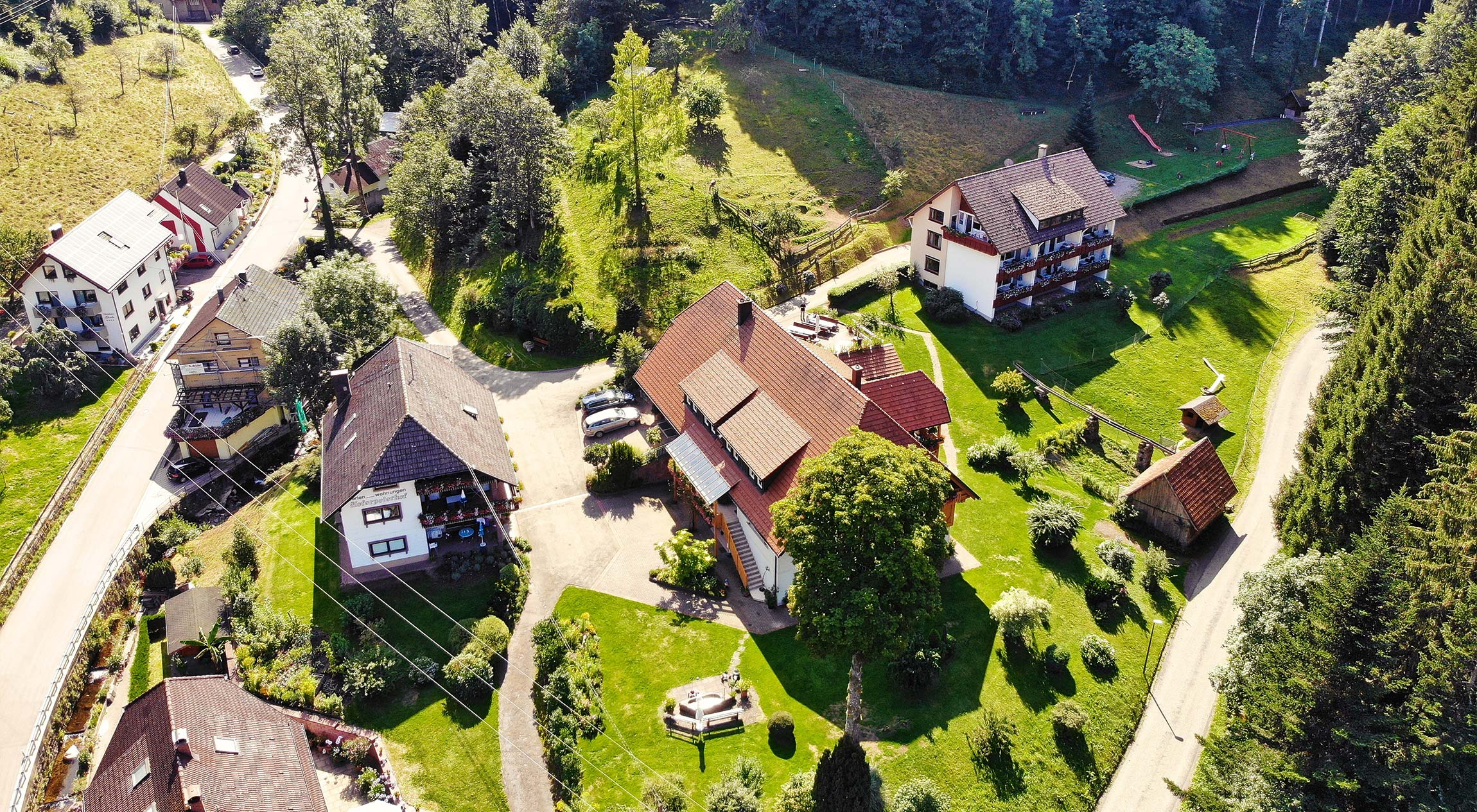 Ferienanlage Hoferpeterhof im Schwarzwald