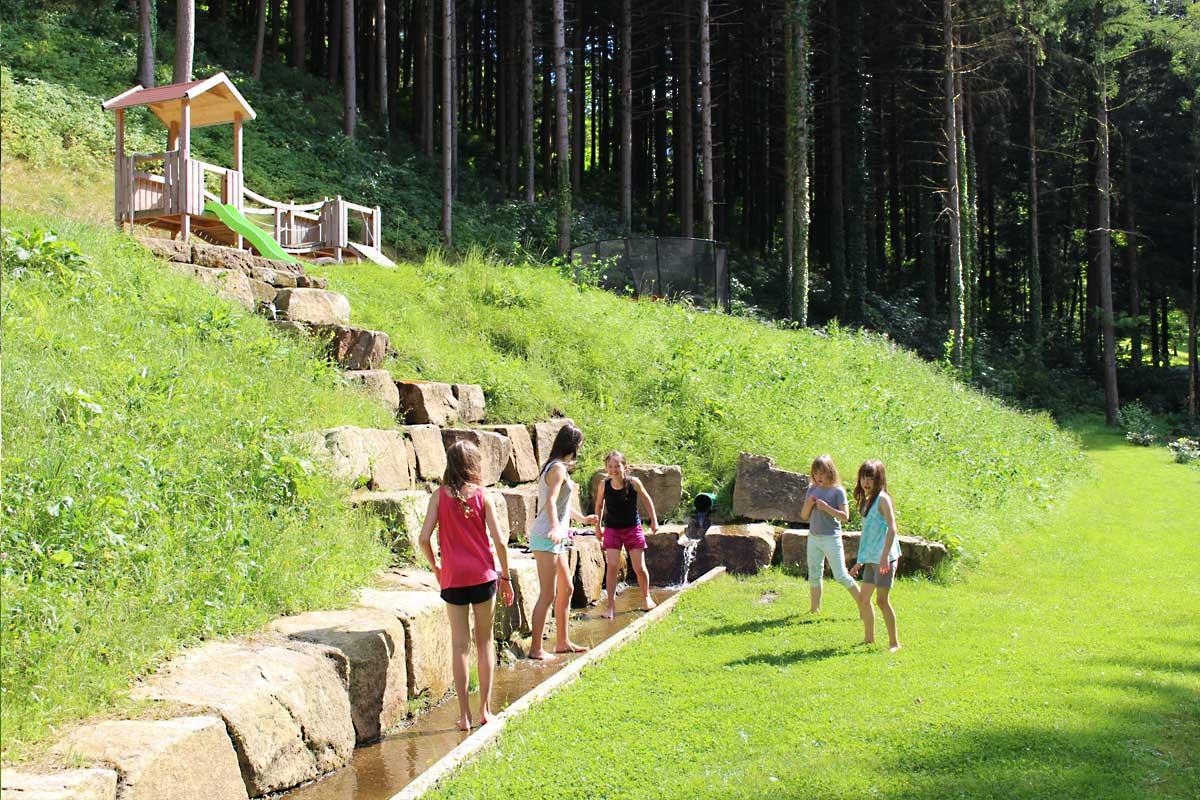 Wasserspaß im Familienurlaub