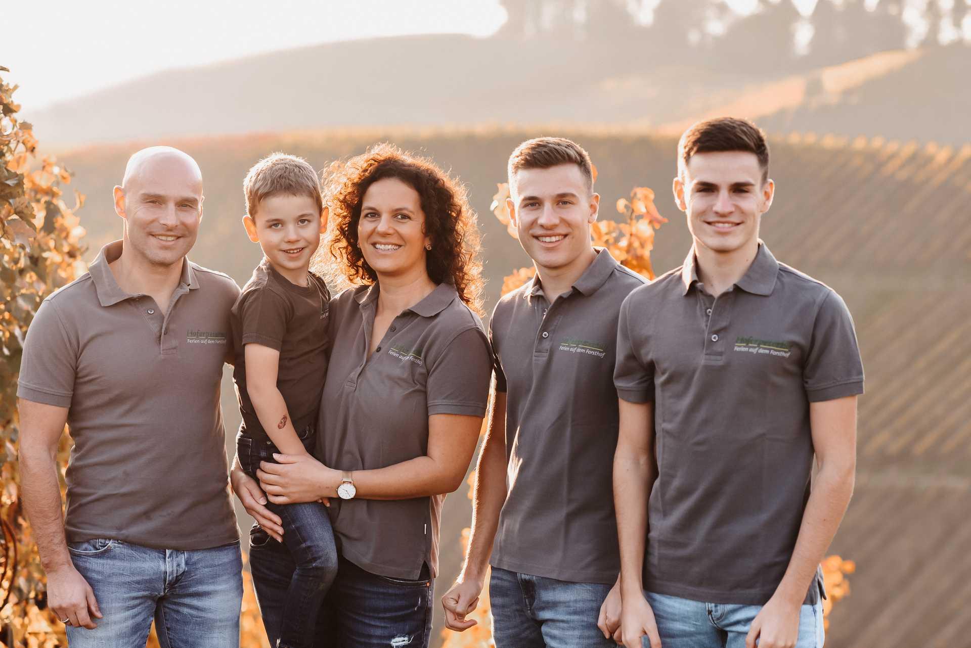 Willkommen bei Familie Huber auf dem Hoferpeterhof