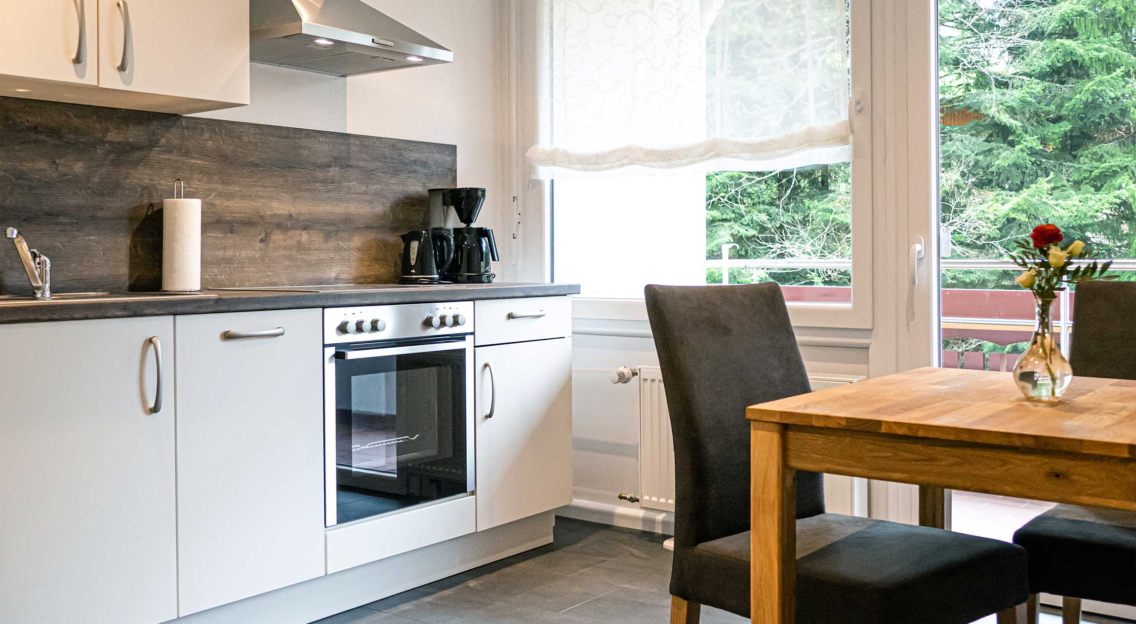 Wohnungstyp III - Küche